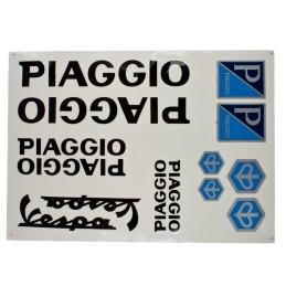 Naklejki Piaggio Vespa -...