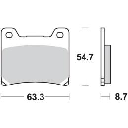 Czujnik temperatury wody - Nachman Yamaha