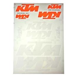 Naklejki KTM White kpl. -...