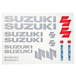 Naklejki Suzuki Silver kpl....