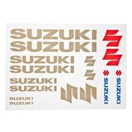 Naklejki Suzuki Gold kpl. -...