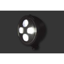Kontrolka LED - czerwona - wciskana 5mm