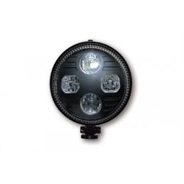 Kontrolka LED - zielona - wciskana 5mm