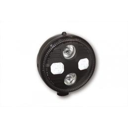 Kontrolka LED - żółta - wciskana 10mm