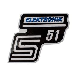 Napęd licznika Simson S50