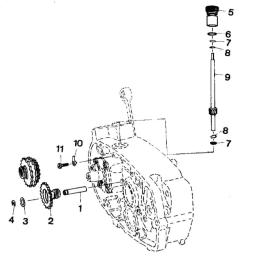 Klucz do świec 21mm x100 mm WM Motor
