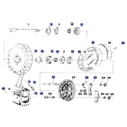 Płyn hamulcowy RBF660 Motul - 500ml