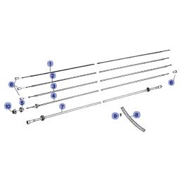 Linki i cięgna - MZ ETZ251