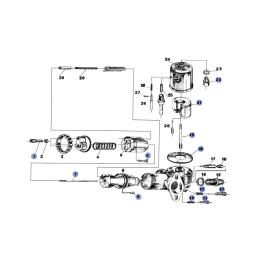 Silnik - Gaźnik Pegaz -...