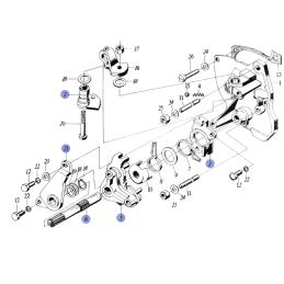 Silnik - Zmieniacz biegów -...