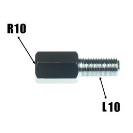 Redukcja lusterka z M10 R,...