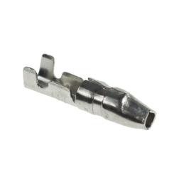 Konektor rurkowy - 4mm - męski