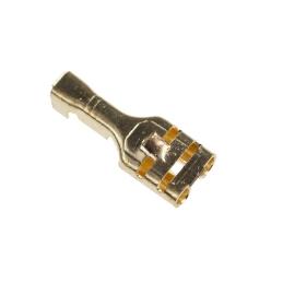 Konektor płaski - 6mm -...