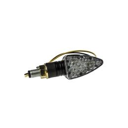 Kierunkowskaz LED czarny AM1323P - sztuka