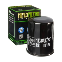 Filtr oleju HF198 HifloFiltro