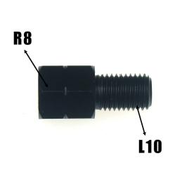 Redukcja lusterka z M8 R,...
