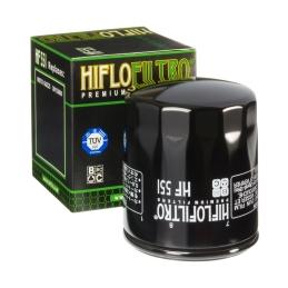 Filtr oleju HF551 HifloFiltro