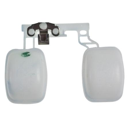 Filtr paliwa 5mm - Mann Filter WK21 - siatkowy