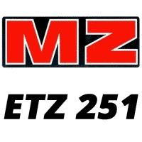 MZ ETZ 251