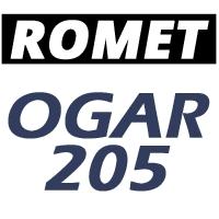 Schematy części zamiennych do motorowerów Romet Ogar 205