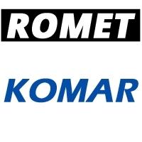 Schematy części zamiennych do motorowerów Romet Komar