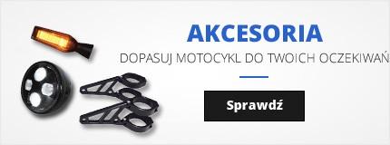 Akcesoria do Twojego motocykla